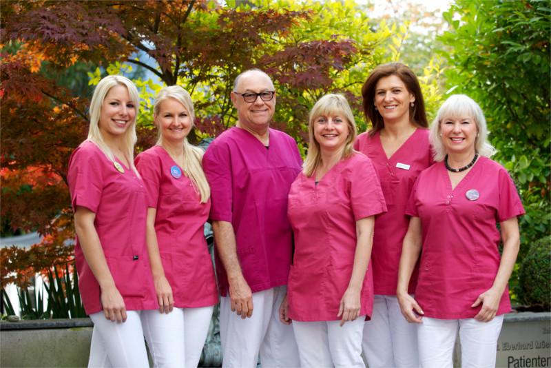 Team Zahnarztpraxis Dr. Mösch